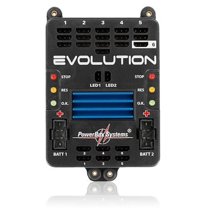 PowerBox Evolution Akkuweiche