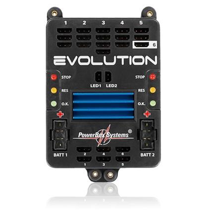 PowerBox Evolution Akkuweiche