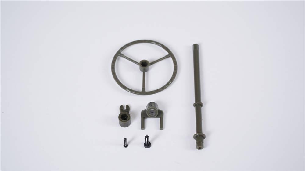 Willys MB Scaler 1:12 - Lenkradsatz