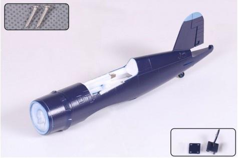 FMS F4U Corsair - Rumpf