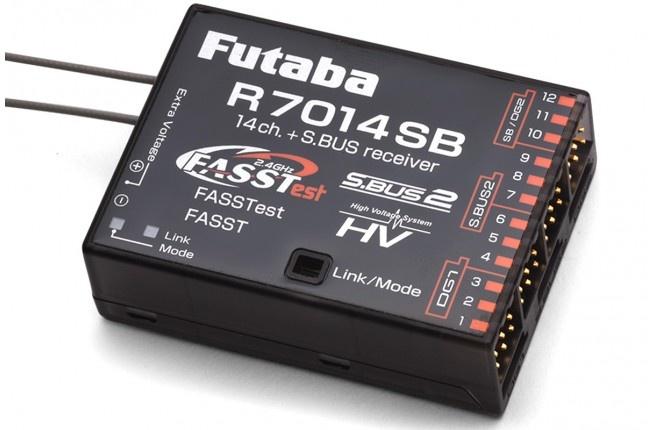 FUTABA R7014SB 24 GHz FASST FASSTest Empfänger