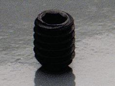 Innensechskant Gewindestift Stahl M 4x4 (10-er Packung)