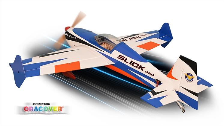 Phoenix Slick 580 20ccm ARF - 170 cm