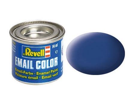Revell Email Color Blau, matt, 14ml, RAL 5000