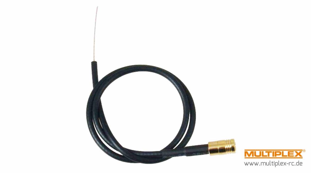 Multiplex Empfängerantenne 2,4GHz (SMB, 400mm)