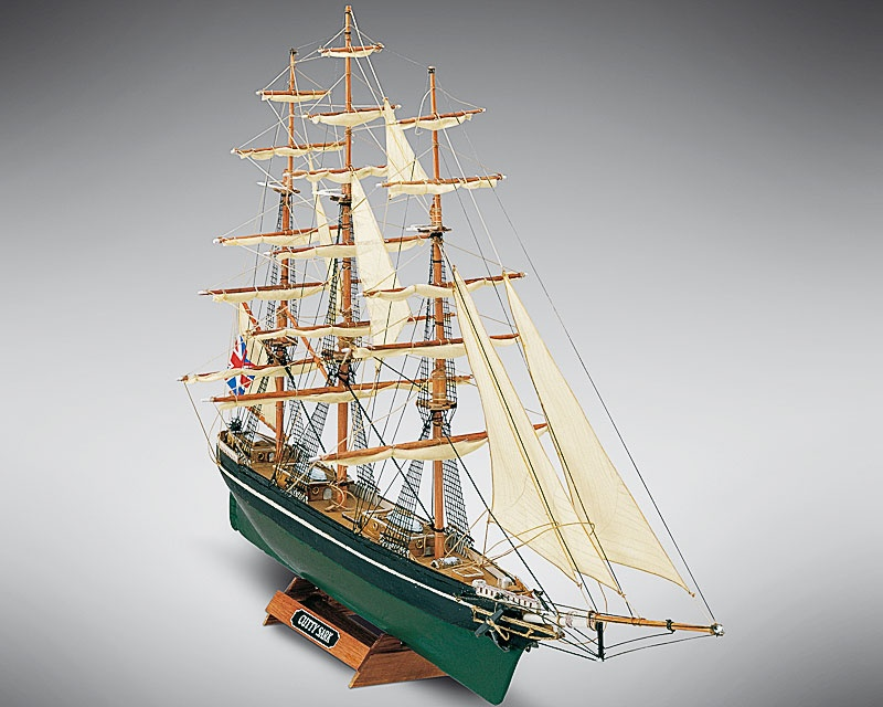 Krick Cutty Sark Bausatz 1:250 Mini