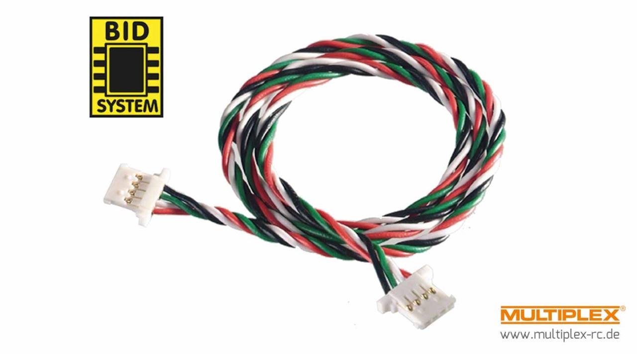 Multiplex POWER PEAK BID-Kabel 300mm