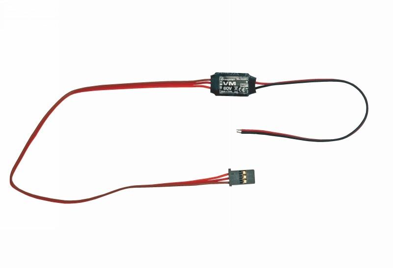 Graupner Voltage Modul 60 V DC