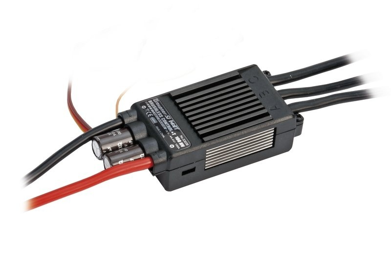Graupner BRUSHLESS CONTROL + T100 HV TELEMETRY BEC