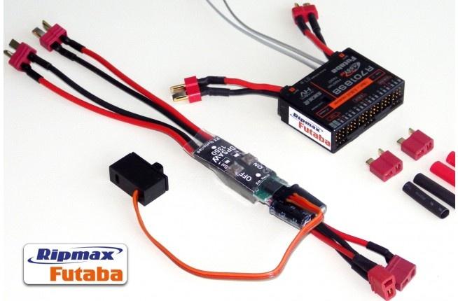 FUTABA R7018SB/1350 2,4 GHz FASST/FASSTest Empfänger