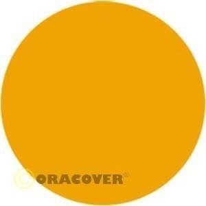 ORACOVER Bügelfolie cub gelb
