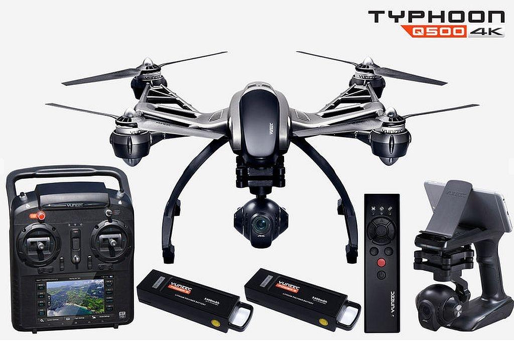 Yuneec Typhoon Q500 4K RTF