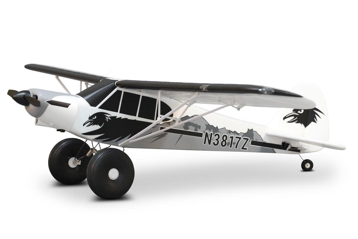NEU FMS Piper PA-18 Super Cub PNP - 170 cm - Combo incl.