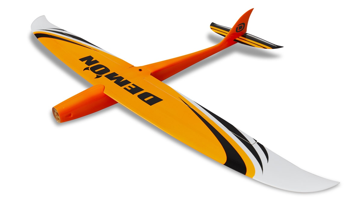 D-Power DEMON - 83 cm Pylon Racer voll-GFK ARF