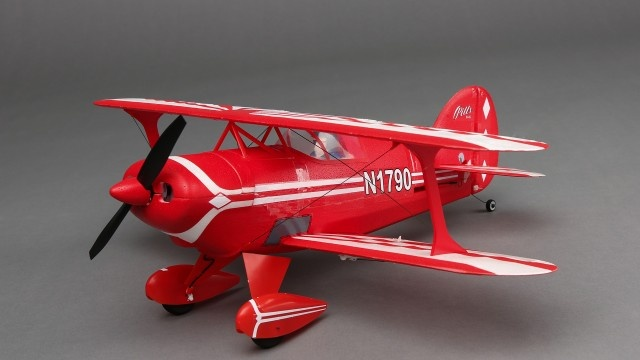 E-flite UMX Pitts S-1S mit AS3X