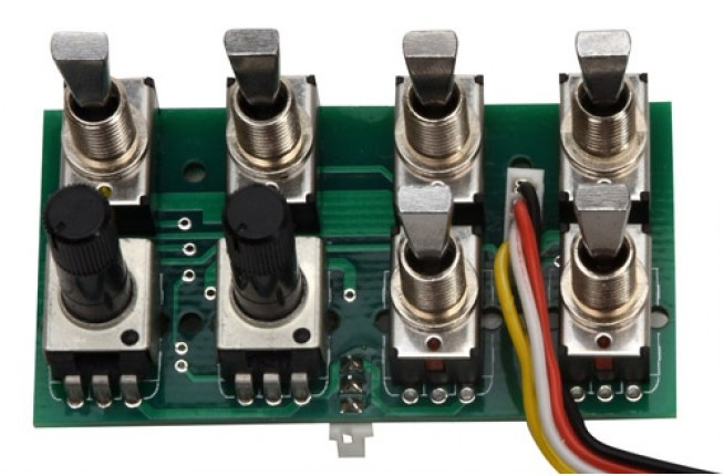 Multi-Switch-Prop 12+2 Modul