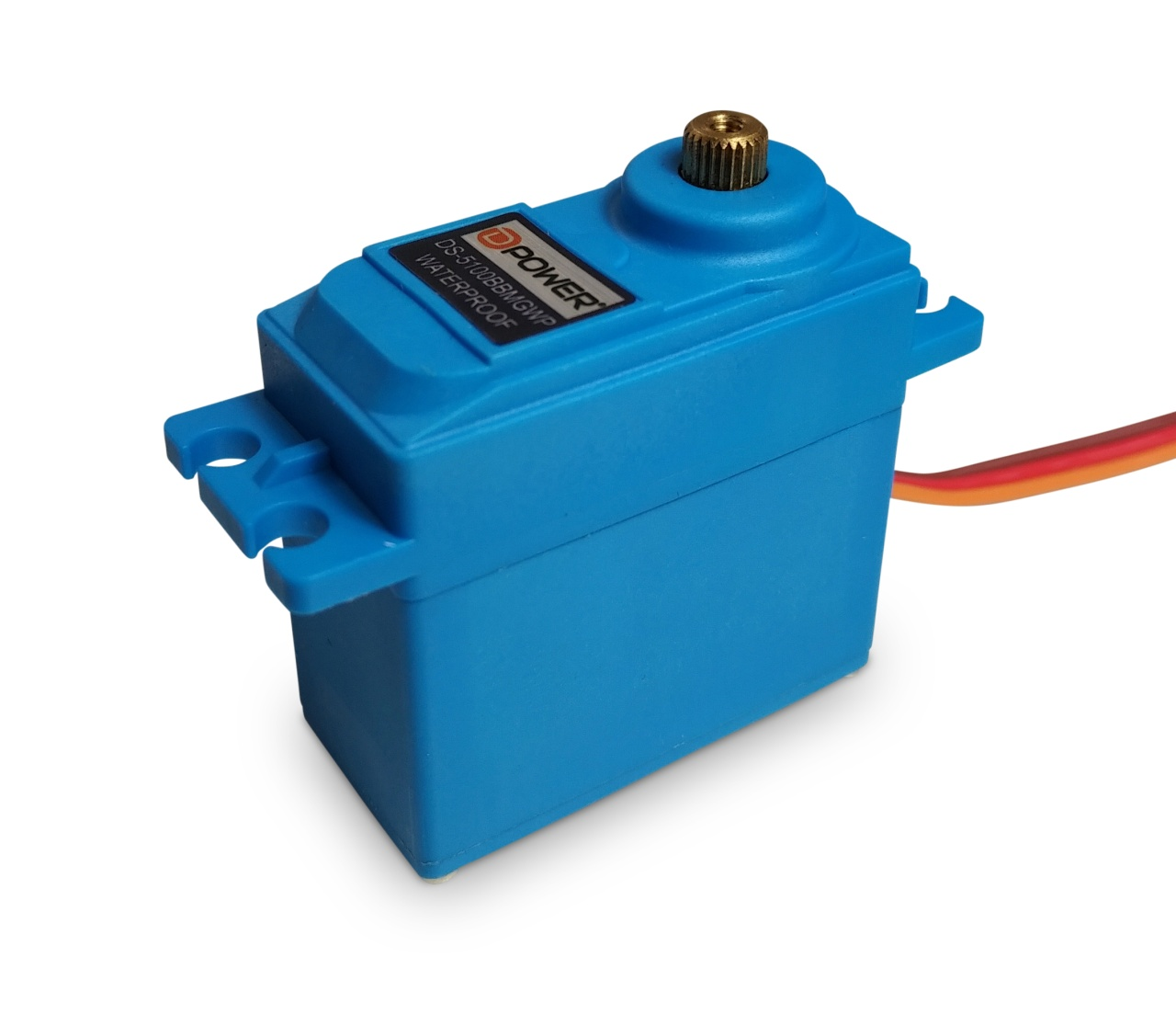 D-Power DS-5100BB MG WP- Digital-Servo