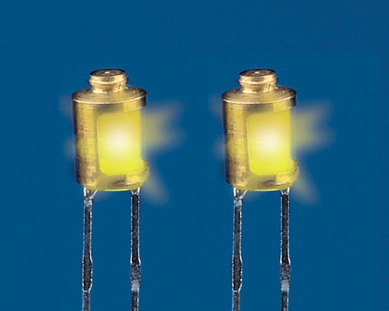 Krick Schiffslampen modern 4 mm mit LED (VE2)