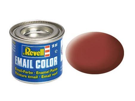 Revell Email Color Ziegelrot, matt, 14ml, RAL 3009