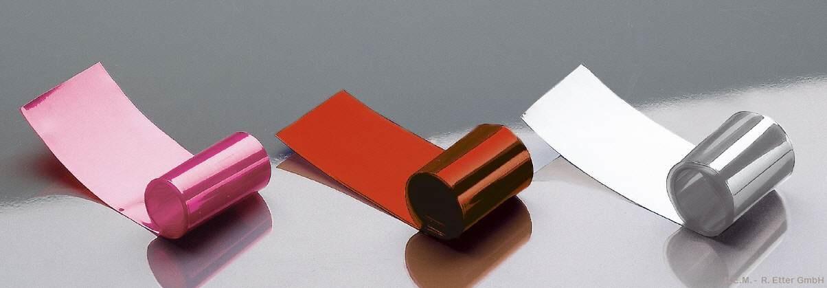 Schrumpfschlauch transparent 45 mm (Länge 1 m)