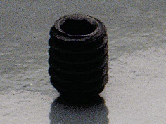 Innensechskant Gewindestift Stahl M 2x6 (10-er Packung)