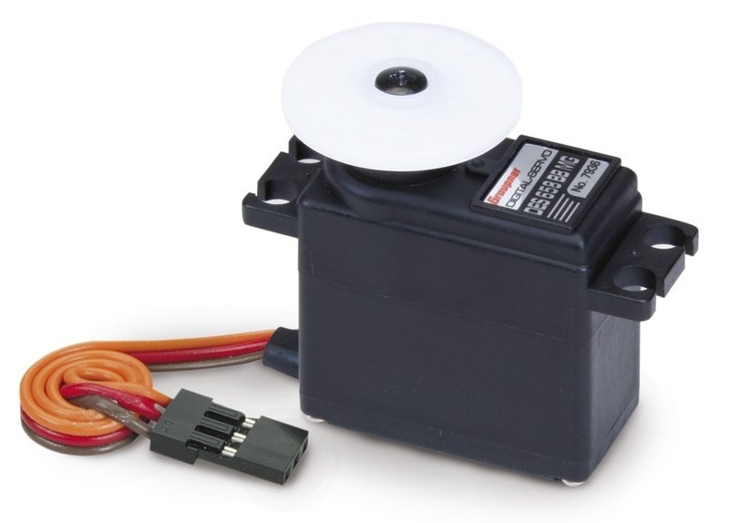 Graupner DES 658 BB MG Digital Servo