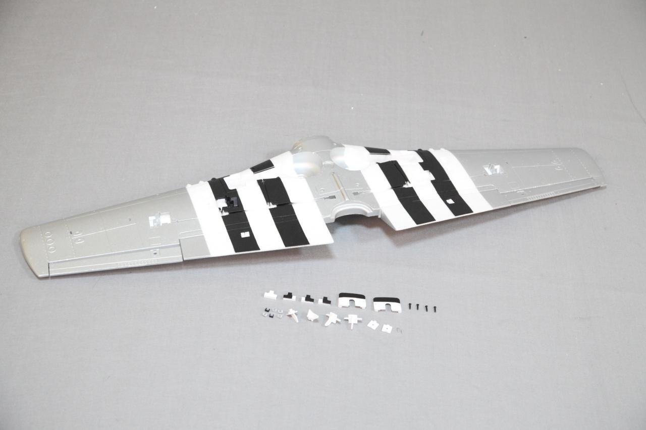 Arrows P-51 Mustang - Tragfläche