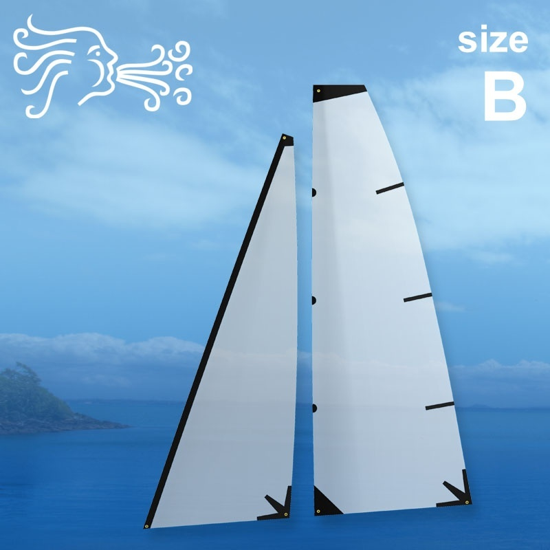 3D Segel Version A für Micro Magic
