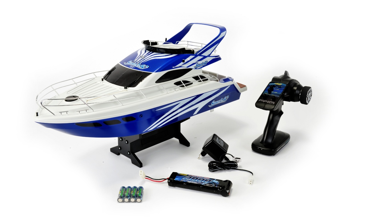 Carson RC-Motoryacht SUNSET 2.4 GHz 100% RTR