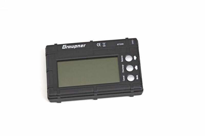 Graupner Prüfgerät Li-BatteryBalancer