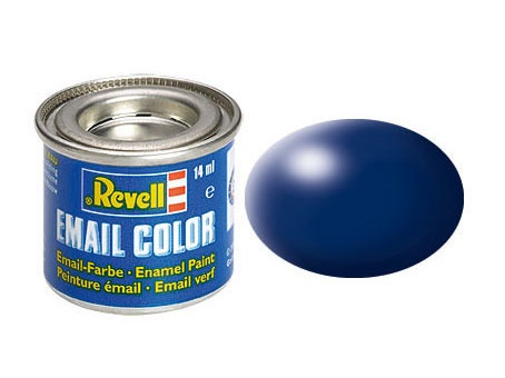 Re. Email Color Lufthansa-Blau, seidenmatt, 14ml, RAL 5013