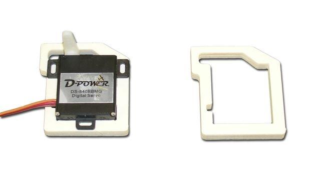 D-Power Servorahmen AS/DS-840BBMG