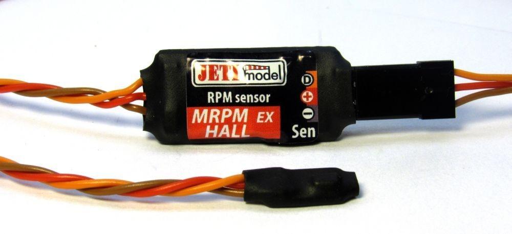 Jeti MRPM-HALL EX Hallsensor