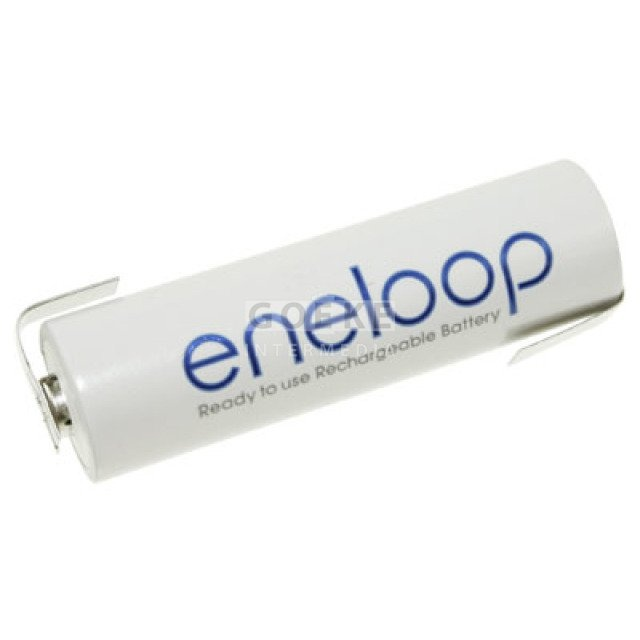 eneloop - Einzelzelle AA Mignon 1.2 Volt 199 mAh