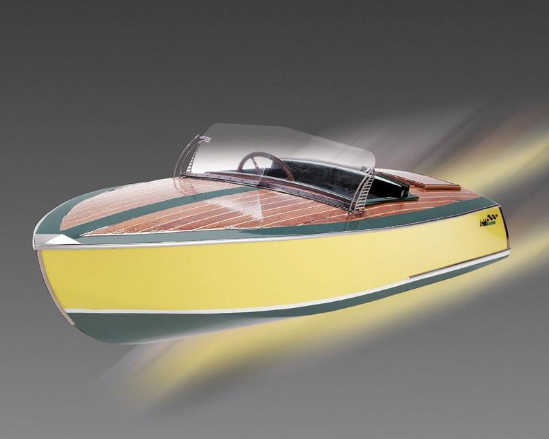 Krick Classic Jet Sportboot Bausatz