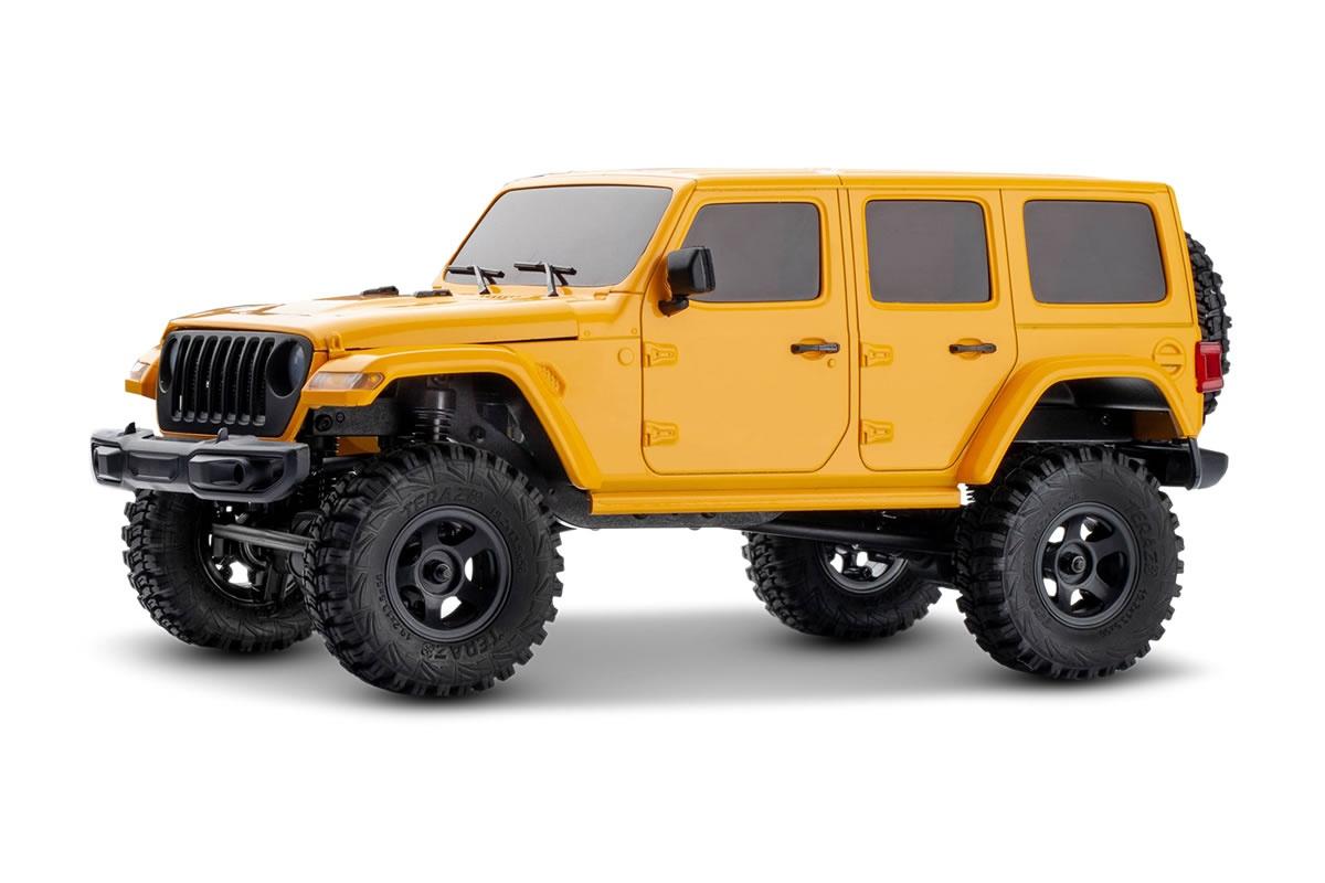EAZY RC Arizona 1:18 4WD - Crawler RTR 2.4GHz