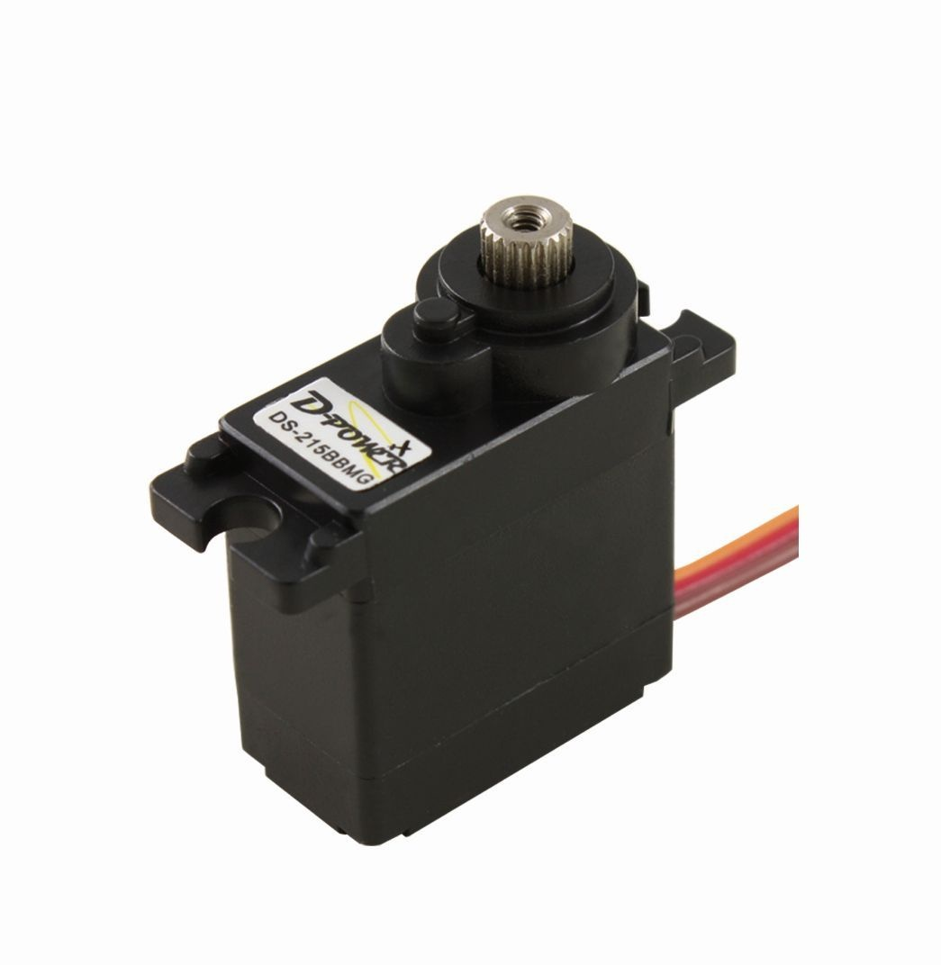 D-Power DS-215BB MG Digital-Servo