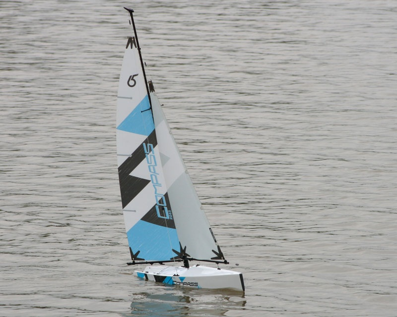 Krick Compass RG65 Segelboot RTS