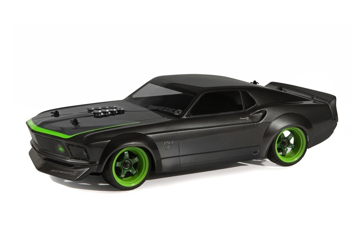HPI Sprint 2 Sport RTR Mustang RTR-X