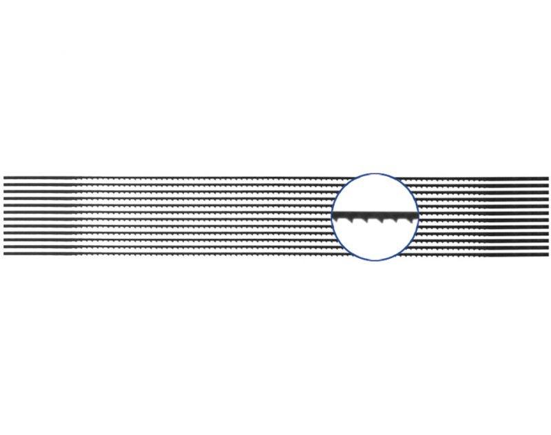 Donau Laubsägeblätter für Metall 1 x 12 Stück