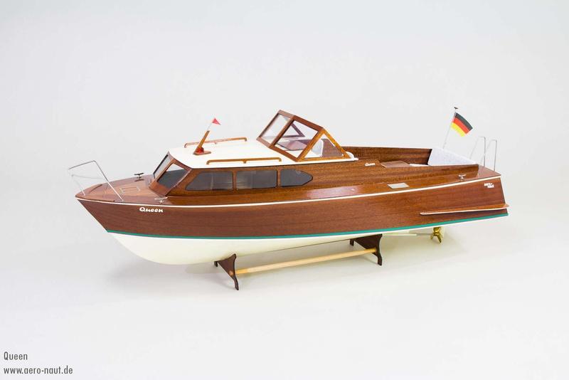 Aeronaut Queen Sportboot