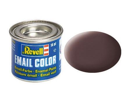 Revell Email Color Lederbraun, matt, 14ml, RAL 8027