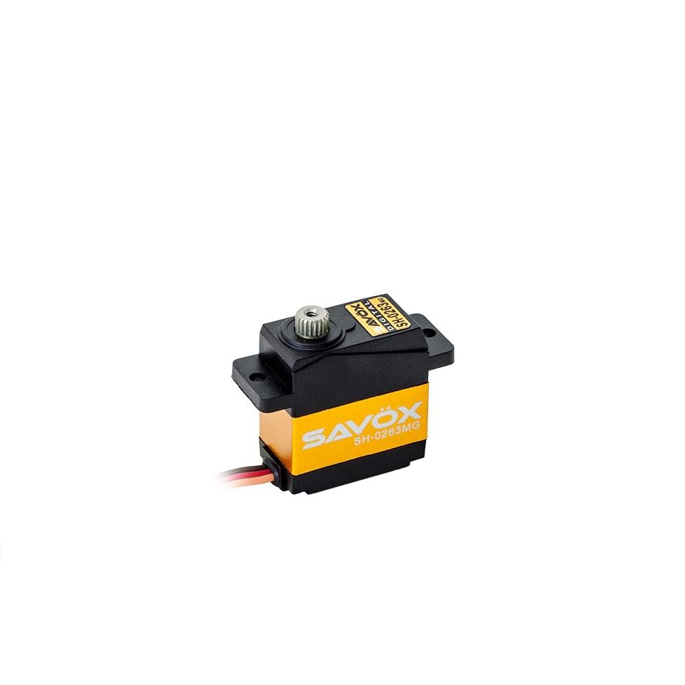 Savöx SH-0263MG Digital Servo micro