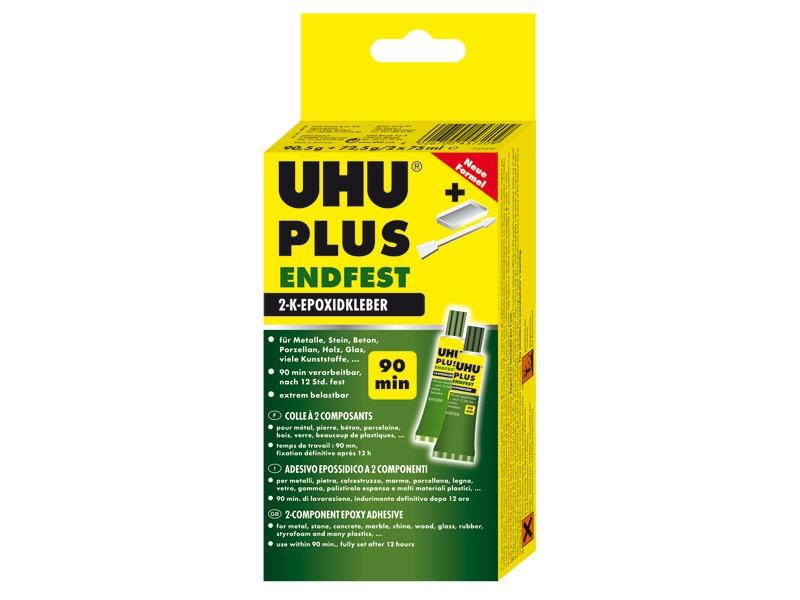 UHU Plus endfest 163g