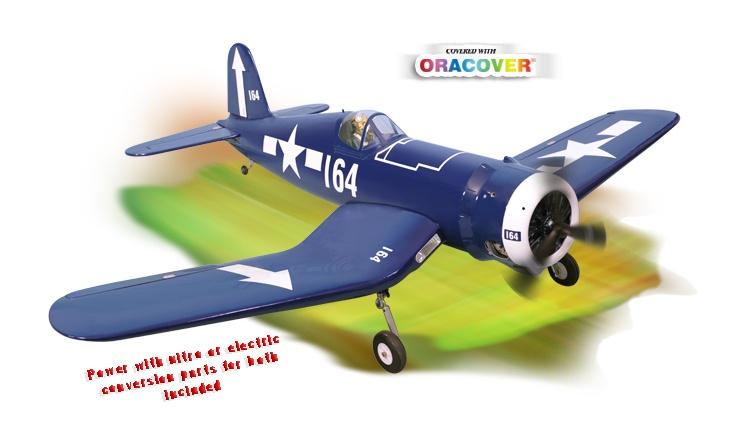 Phoenix F4U Corsair - 148cm
