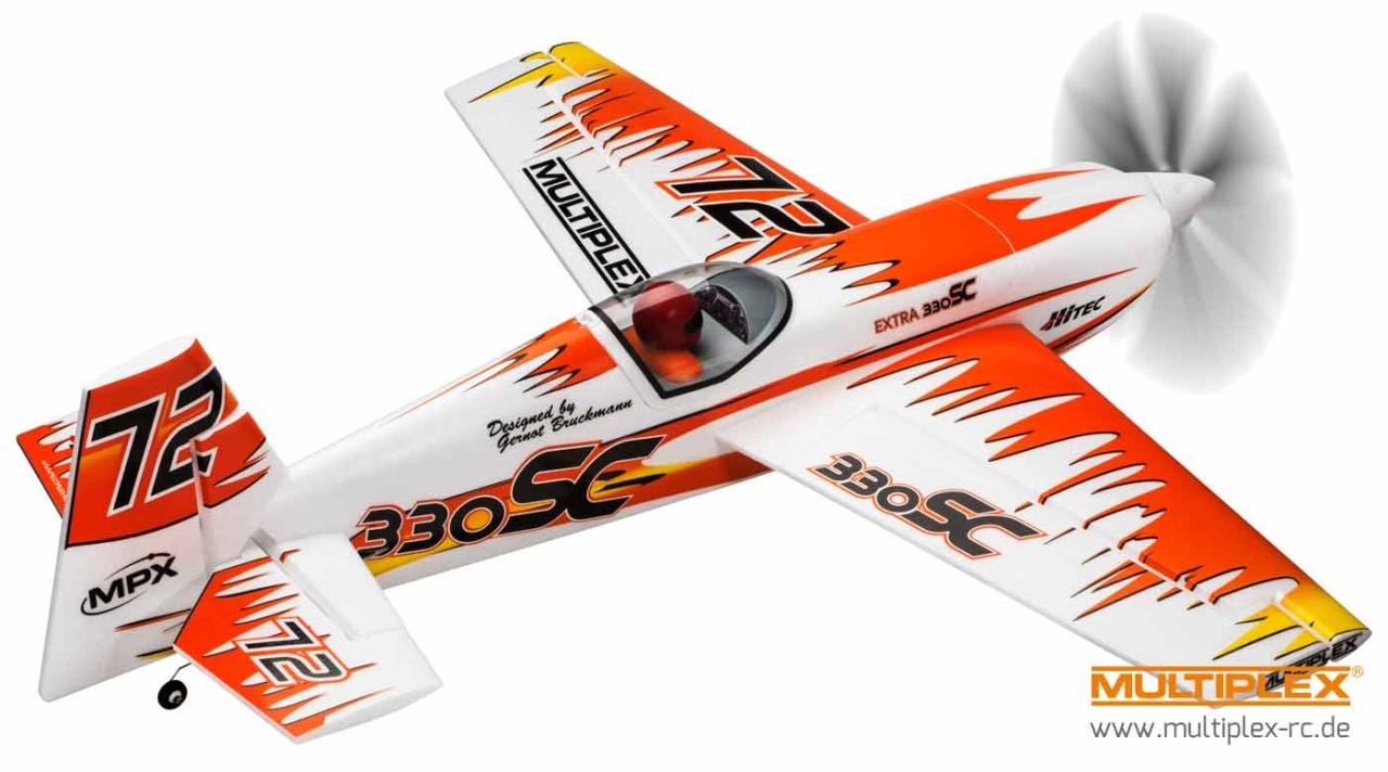 Multiplex BK Extra 330 SC Gernot Bruckmann Edition