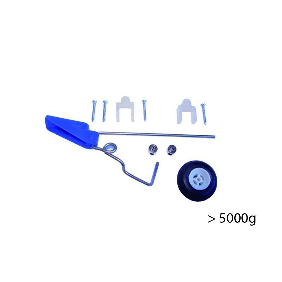 Phoenix Heckfahrwerk - für Modelle bis 5000g