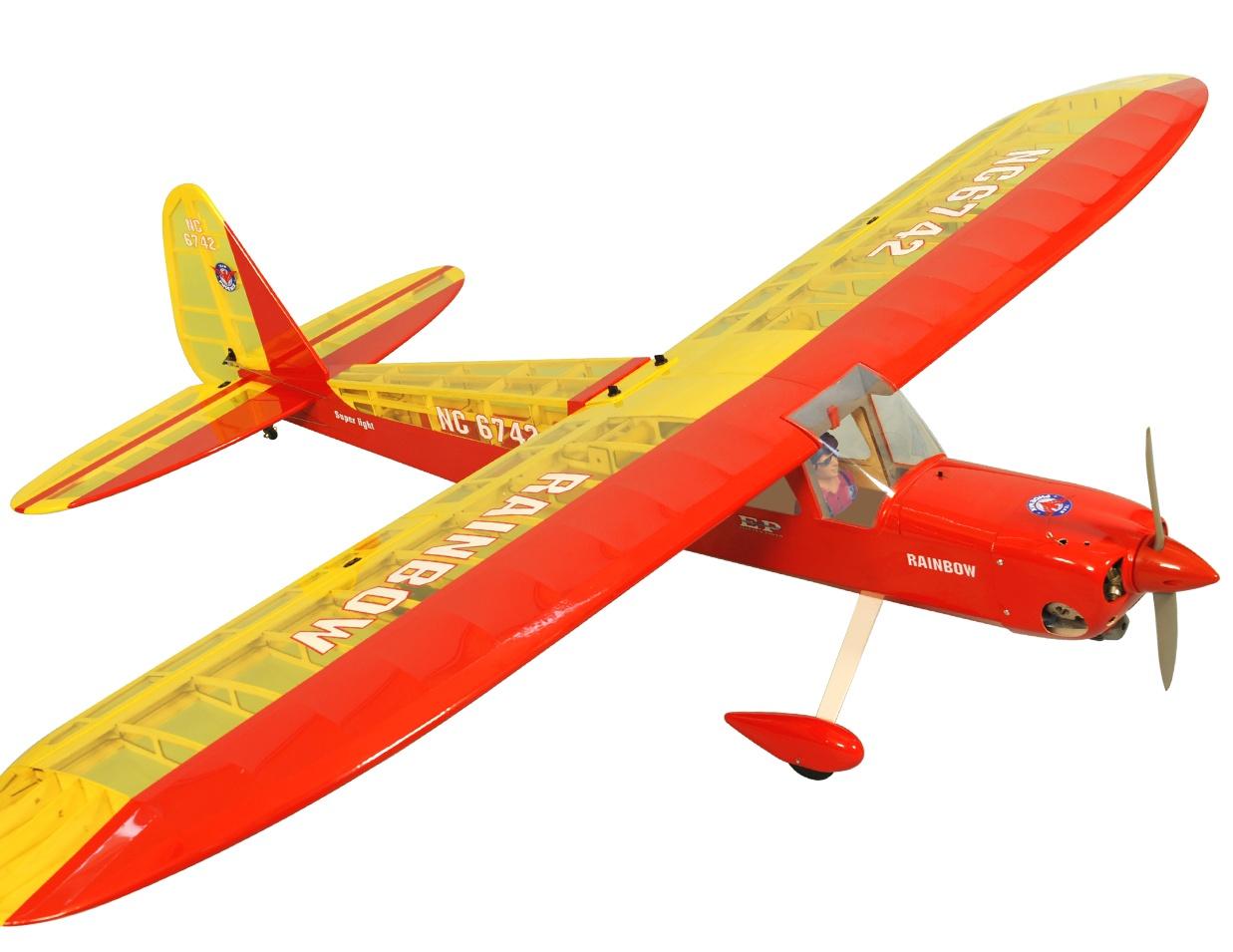 Verbrenner-Flugzeuge