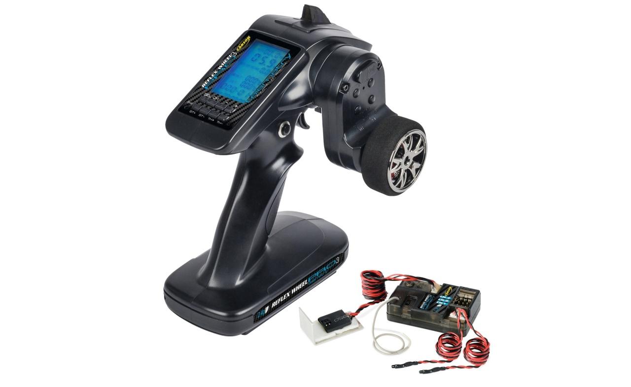 Carson Reflex-Pro 3 Telemetry incl. BEC