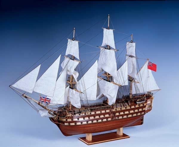 Krick HMS Victory Constructo Baukasten Schiff